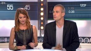 Valérie Amarou dans la Quotidienne Du Cinema - 08/10/10 - 09