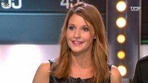 Valérie Amarou dans la Quotidienne Du Cinema - 08/10/10 - 17
