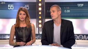 Valérie Amarou dans la Quotidienne Du Cinema - 08/10/10 - 18