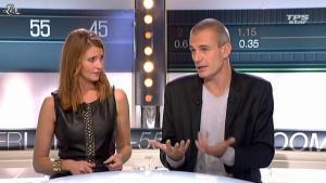 Valérie Amarou dans la Quotidienne Du Cinema - 08/10/10 - 19
