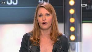 Valérie Amarou dans la Quotidienne Du Cinema - 09/04/12 - 04