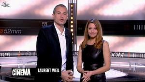 Valérie Amarou dans la Quotidienne Du Cinema - 15/12/11 - 02