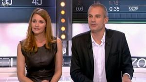 Valérie Amarou dans la Quotidienne Du Cinema - 15/12/11 - 06