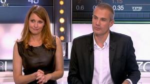 Valérie Amarou dans la Quotidienne Du Cinema - 15/12/11 - 11