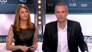 Valérie Amarou dans la Quotidienne Du Cinema - 15/12/11 - 16
