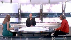 Valérie Amarou dans la Quotidienne Du Cinema - 16/04/12 - 03