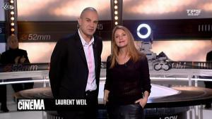 Valérie Amarou dans la Quotidienne Du Cinema - 20/03/12 - 01
