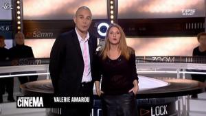Valérie Amarou dans la Quotidienne Du Cinema - 20/03/12 - 02
