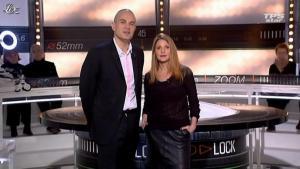 Valérie Amarou dans la Quotidienne Du Cinema - 20/03/12 - 03