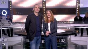 Valérie Amarou dans la Quotidienne Du Cinema - 22/02/12 - 01