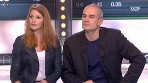 Valérie Amarou dans la Quotidienne Du Cinema - 22/02/12 - 04