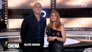 Valérie Amarou dans la Quotidienne Du Cinema - 22/03/12 - 02