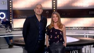 Valérie Amarou dans la Quotidienne Du Cinema - 22/03/12 - 03