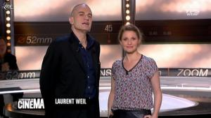 Valérie Amarou dans la Quotidienne Du Cinema - 23/03/12 - 01