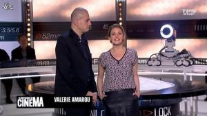 Valérie Amarou dans la Quotidienne Du Cinema - 23/03/12 - 03