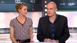 Valérie Amarou dans la Quotidienne Du Cinema - 23/03/12 - 05