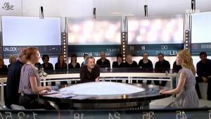 Valérie Amarou dans la Quotidienne Du Cinema - 23/03/12 - 06
