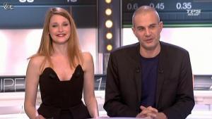 Valérie Amarou dans la Quotidienne Du Cinema - 24/02/12 - 01