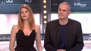 Valérie Amarou dans la Quotidienne Du Cinema - 24/02/12 - 04