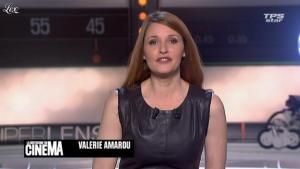 Valérie Amarou dans la Quotidienne Du Cinema - 28/02/12 - 01