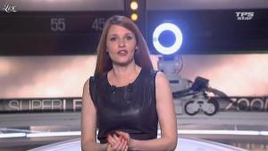 Valérie Amarou dans la Quotidienne Du Cinema - 28/02/12 - 02