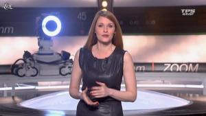 Valérie Amarou dans la Quotidienne Du Cinema - 28/02/12 - 04