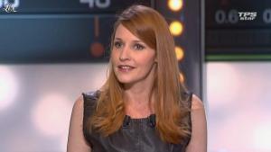 Valérie Amarou dans la Quotidienne Du Cinema - 28/02/12 - 11