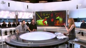 Valérie Amarou dans la Quotidienne Du Cinema - 28/02/12 - 13