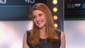 Valérie Amarou dans la Quotidienne Du Cinema - 28/02/12 - 15