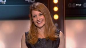 Valérie Amarou dans la Quotidienne Du Cinema - 28/02/12 - 20
