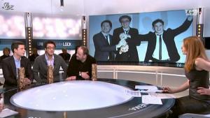 Valérie Amarou dans la Quotidienne Du Cinema - 28/02/12 - 24