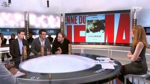 Valérie Amarou dans la Quotidienne Du Cinema - 28/02/12 - 25