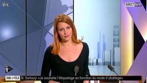 Valérie Amarou sur i-Télé - 04/03/12 - 01