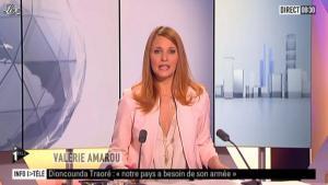 Valérie Amarou sur i-Télé - 08/04/12 - 02