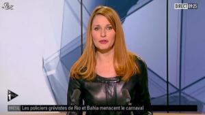 Valérie Amarou sur i-Télé - 11/02/12 - 01