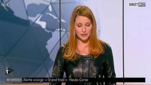 Valérie Amarou sur i-Télé - 11/02/12 - 02
