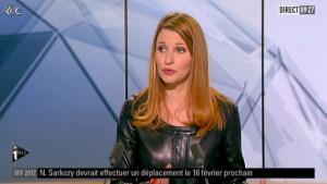 Valérie Amarou sur i-Télé - 11/02/12 - 04