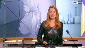 Valérie Amarou sur i-Télé - 11/02/12 - 05