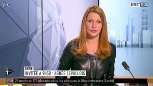 Valérie Amarou sur i-Télé - 11/02/12 - 06