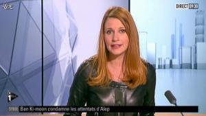 Valérie Amarou sur i-Télé - 11/02/12 - 07