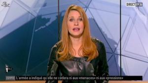 Valérie Amarou sur i-Télé - 11/02/12 - 08