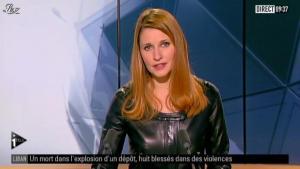 Valérie Amarou sur i-Télé - 11/02/12 - 09
