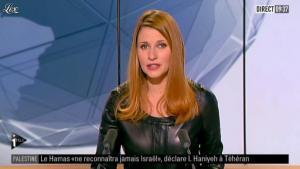 Valérie Amarou sur i-Télé - 11/02/12 - 10