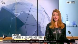 Valérie Amarou sur i-Télé - 11/02/12 - 11