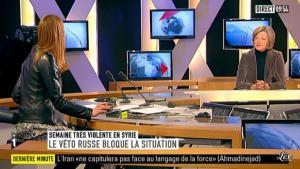 Valérie Amarou sur i-Télé - 11/02/12 - 12