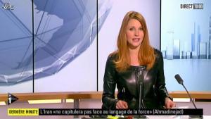 Valérie Amarou sur i-Télé - 11/02/12 - 13