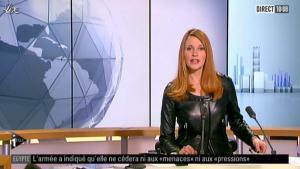 Valérie Amarou sur i-Télé - 11/02/12 - 14