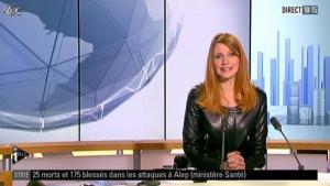 Valérie Amarou sur i-Télé - 11/02/12 - 15
