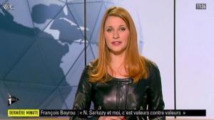 Valérie Amarou sur i-Télé - 11/02/12 - 16