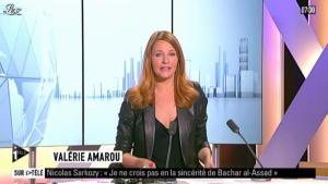 Valérie Amarou sur i-Télé - 14/04/12 - 03